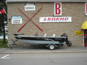 Looking to buy good used under 20' boat packages