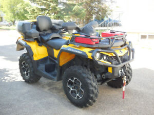 2015 Can-Am Outlander™ MAX 650 XT  (2 Up)
