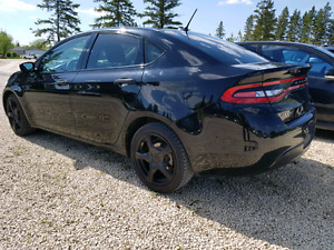 2013 Dodge Dart. SE. 5spd. 97,000 km. $7,900...