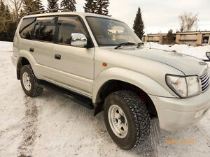 ***REDUCED***2000 Toyota Land Cruiser J95***115kKm***8-seats***