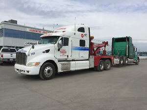 Truck towing service locale & long distance
