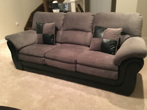 Couch set  850 ( price is negotiable)