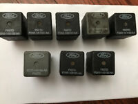Ford Relay : Relays -  Parts & Accessories