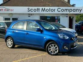 image for 2016 66 NISSAN MICRA 1.2 ACENTA 5D 79 BHP AUTOMATIC