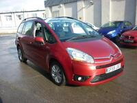2010 Citroen Grand C4 Picasso 1.6HDi 16v EGS VTR+ 7 Seater Finance Available