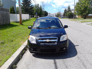 2008 Chevrolet Aveo Berline LT
