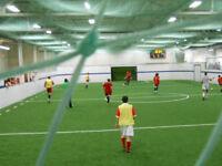 Indoor Football - Thursdays 6pm - Hove