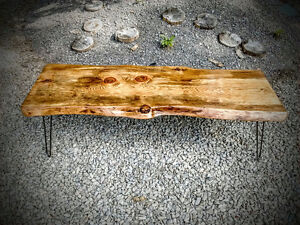 Locally Milled Live Edge Furniture by Ruztikcharms Peterborough Peterborough Area image 3