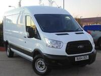 2014 Ford Transit 2.2 TDCi 125ps Chassis Cab 2 door Panel Van
