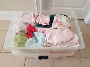 Baby Girl-Children Clothing Sell-Off