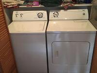 ensemble laveuse-sécheuse + four et lave vaisselle