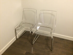 TOBIAS ~ Ikea dining chairs
