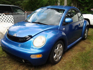 1999 Volkswagen New Beetle Coupe (2 door) (2 portes)