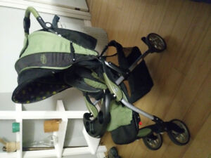 evenflow stroller perfect condition