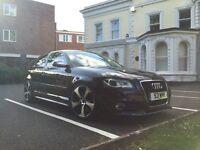 Audi s3 8p facelift