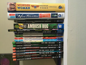 DC Comics and graphic novels