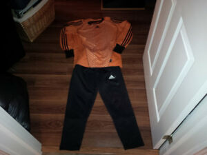 Soccer Goalie jersey and pants