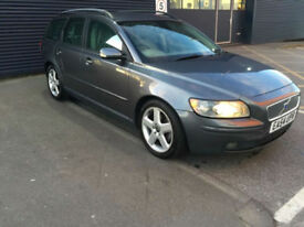 Volvo V50 2.4 Geartronic AUTO SE Sportswagon Estate**Fully Loaded With Luxury***