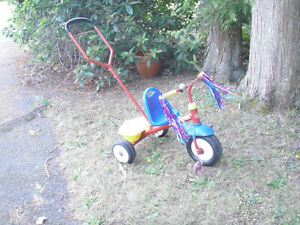 Radio Flyer Push Trike
