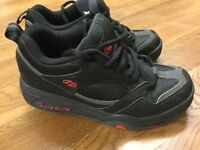 Heelys size 5 great condition