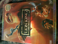 The lion king unopened 2 disk special edition