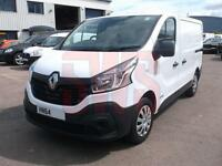 2014 Renault Trafic 1.6dCi Low Roof Van SL29 115 Business EX LEASE