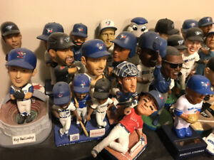 Blue Jays Bobblehead lot. 27 pieces. sold as is . make an offer.