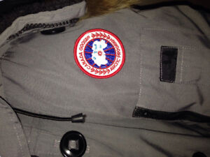 Canada goose winter jacket Ladies