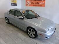 2008 Jaguar X-TYPE 2.2D DPF auto Sovereign ***BUY FOR ONLY £33 PER WEEK***