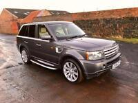 2006 Land Rover Range Rover Sport 2.7 TD V6 HSE 5dr