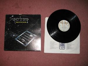 Supertramp - Crime of the Century LP