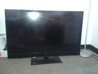 "47"" LG tv and Energy Power bar sound system"