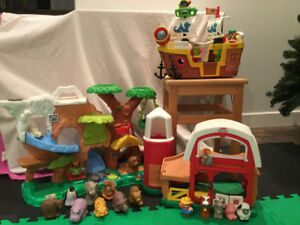 Fisher-Price Little People 1 - 5 ans/years jouets - toys