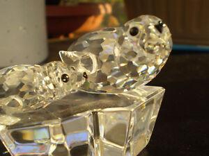 "Swarovski Crystal Figurine- SCS-1991 Annual Edition ""The Seals"" Kitchener / Waterloo Kitchener Area image 8"
