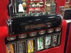 RESTORED 1950's Stoner Candy Vending Machine Kawartha Lakes Peterborough Area image 5