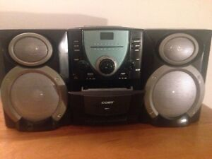 Audio stereo Coby three in one  London Ontario image 1