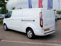 2017 Ford Transit Custom 290 LWB 2.0 Tdci Limited 130PS Diesel white Manual