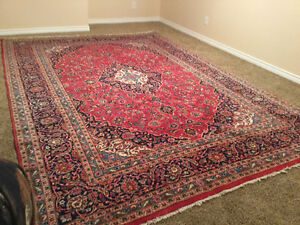 Kashan carpet - just reduced by $500