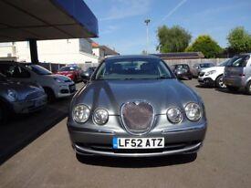Jaguar S-Type 2.5i V6 (grey) 2002