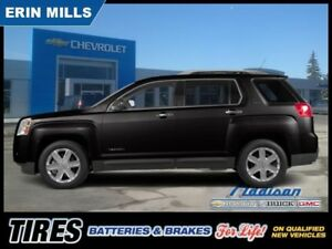 2014 GMC Terrain SLE-2  6 Cyl AWD Navi Chrome Wheels