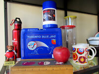Toronto Blue Jays Lunch Box and Thermos