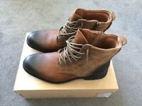 Men's Timberland Earthkeeper Boots UK Size 9.5 Brand New
