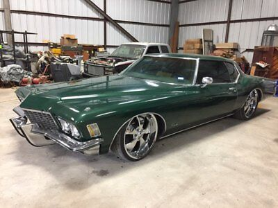 1971 Buick RIviera Boat Tail