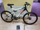 "26"" Apollo paradox Dual Suspension Mountain Bike,good working conditio"