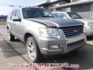 2008 FORD EXPLORER LIMITED 4D UTILITY AWD LIMITED