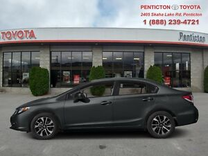 2015 Honda Civic Sedan EX   - Low Mileage