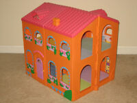 Christmas Gift *Dora Magical Welcome House* with sound effects!