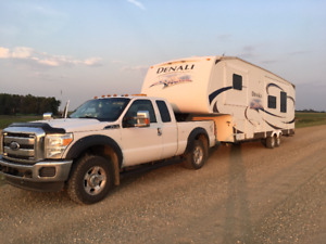 2011 F-350 & 2008 Dutchmen Denali 5th Wheel