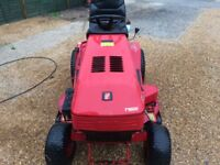 Westwood t1600 mulching ride on mower sit on mower 42inch