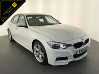 2013 BMW 320D M SPORT AUTOMATIC DIESEL 184 BHP 1 OWNER SERVICE HISTORY FINANCE